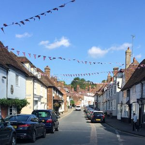About Charing Parish Kent